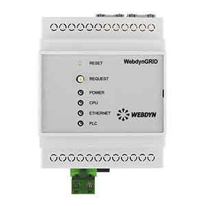 WebdynGRID routeur Ethernet - CPL G3