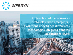 protocoles radio WM-Bus, Wavenis, RFDI, LoRa, Sigfox